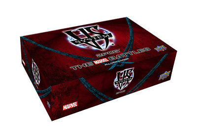 VS SYSTEM TCG 2PCG The Marvel Battles Core Set NUOVO SIGILLATO Upper Deck