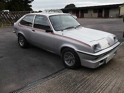 1978 Vauxhall Chevette 2300 Hs Silver Owned Since 2011