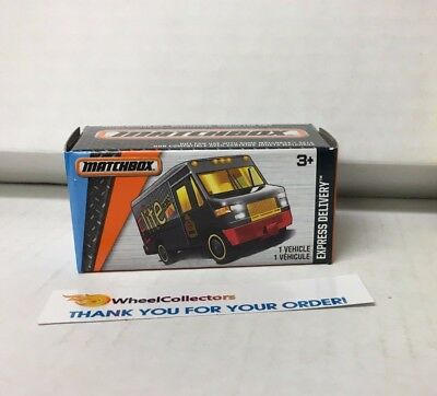 Express Delivery YB14 Matchbox Power Grabs