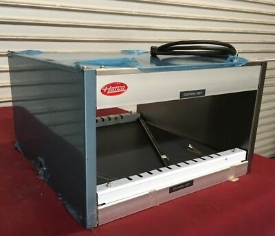 NEW Pass Thru Warmer Hatco Glo Ray GRSDH-18 #7116 Commercial Food Heater Warming