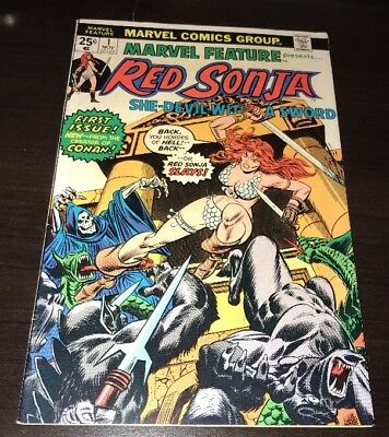 Red Sonja #1-15 + More Lot 1977 Marvel Bronze Age Comics