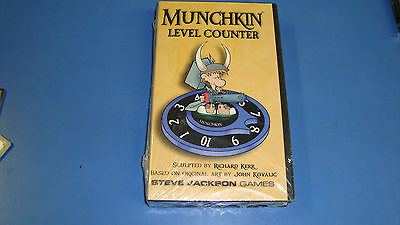 Munchkin Life Counter! Super Rare! Mint Sealed New! Use for Munchkin, Magic etc