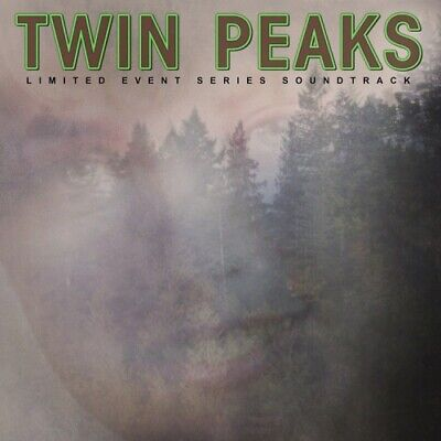 V/A Twin Peaks (Limited Event Series Soundtrack) 2x LP NEW COLORED VINYL Rhino A