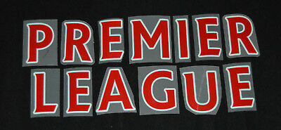 Premier League PS Pro 2013/14/15/16  Football Shirt Red Letter Player Size