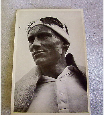 Sammelwerk Nr 13 Bild Nr 21  Gruppe 56 1936 Berlin Olympic Photo Card in German