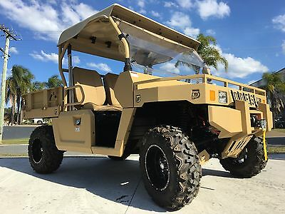 Odes Military 800Cc 4X4 Side X Side Go Kart Utv Atv Farm Hunting Buggy