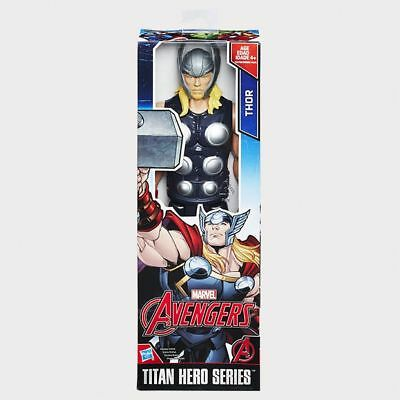 NEW Marvel Avengers Thor Titan Hero Series 12 inch scale action figure.