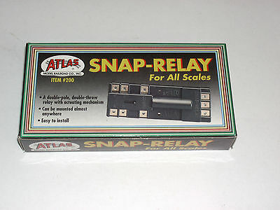 Atlas Any Scale  Snap Relay #200