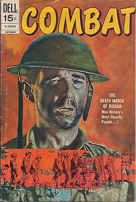 Dell Publishing Company - Combat - October 1970 - Number 29