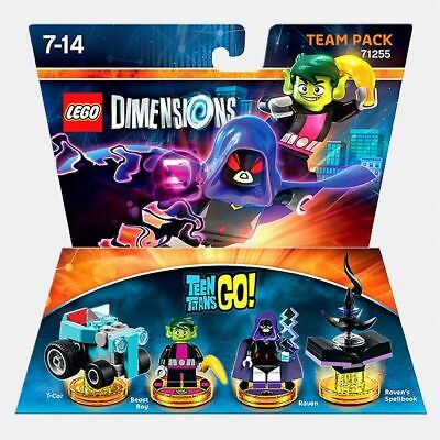 NEW LEGO Dimensions Team Pack - Teen Titan Go!