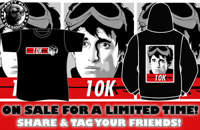 Z Nation 10K T-Shirts & Hoodies! ON SALE NOW!!!