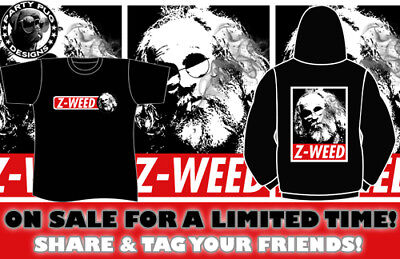 Z Nation Doc Z-Weed T-Shirts & Hoodies! ON SALE NOW!!!