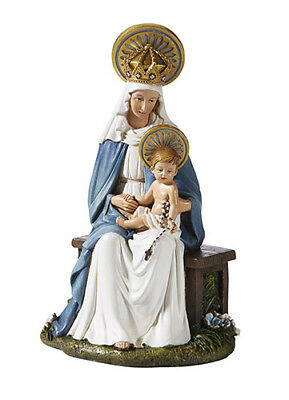 Seated Madonna and Child the Hummel Collection