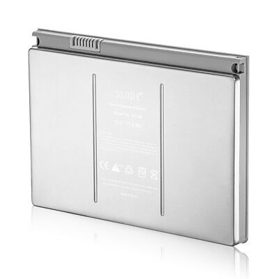SLODA New Battery for Apple Macbook Pro 17-inch Series A1189 A1151,Aluminum Body
