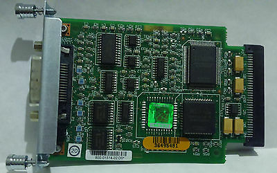 Cisco WIC-1T Serial Interface Card