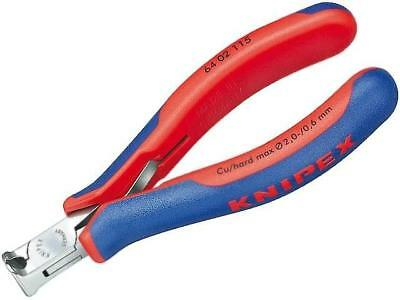 KNP.6402 Pliers end, for cutting 6402115 KNIPEX