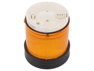 XVBC2B5 Signaller lighting continuous light Colour orange Usup24VDC SCHNEIDERS