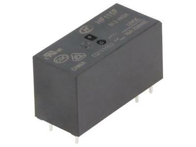 HF115F/012-1H3A Relay electromagnetic SPST-NO Ucoil12VDC 16A/250VAC HONGFA RELAY