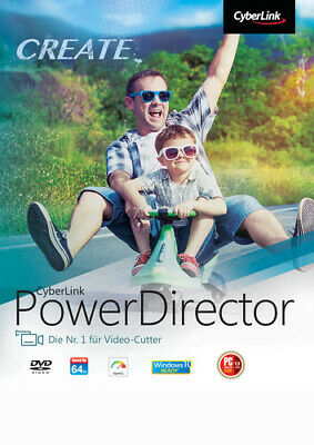 CyberLink PowerDirector 16 Deluxe ESD Download Windows