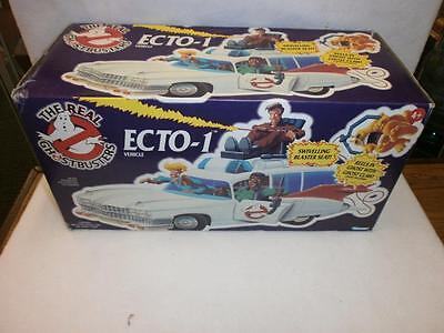 Vintage Kenner Ghostbusters Ecto-1 Boxed Complete With Insert Instructions Ect