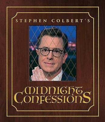 Midnight Confessions by The Staff of the Late Show with Stephen Colbert eBooks