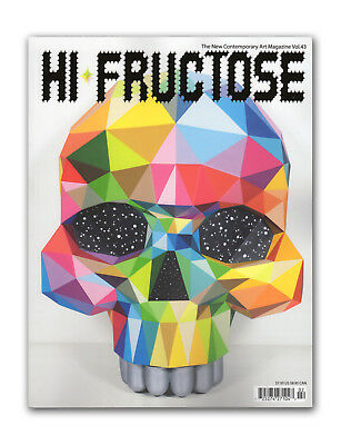 HI FRUCTOSE 43 US Art Magazin