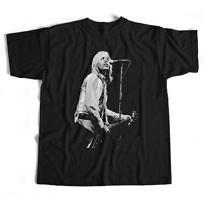 Old Skool Hooligans Tom Petty On Stage Picture T Shirt - Flying V