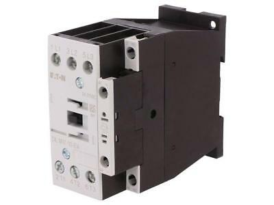 DILM17-10-24DC-E Contactor3-pole Auxiliary contacts NO 24VDC 17A NO x3