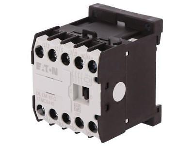 DILEM-10-G-12VDC Contactor3-pole Auxiliary contacts NO 12VDC 8.8A NO