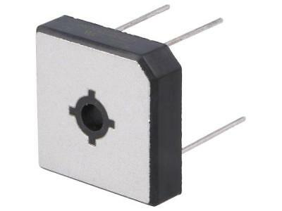 GBPC2510W Single phase rectifier bridge Urmax1000V If25A Ifsm350A  DC COMPONENTS