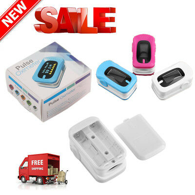 2017 Finger Tip Pulse Oximeter Blood Oxygen saturation Level Fingertip Spo2  RK
