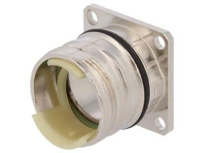 09151000302 Enclosure for circular connectors external thread straight  HARTING