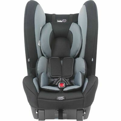 Baby Love Cosmic II Convertible Baby Seat - Black & Grey