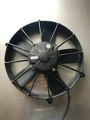 "Spal High Performance 12v Suction/Puller Fan 11"" (280mm)"