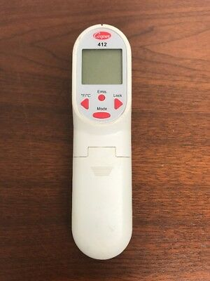 Cooper-Atkins 412-0-8 Digital Infrared Thermometer with Laser and Thermocouple