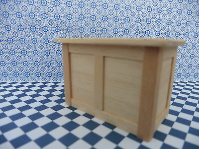 Shopfittings In 1/24 Scale Handmade Counter For Miniature Shop