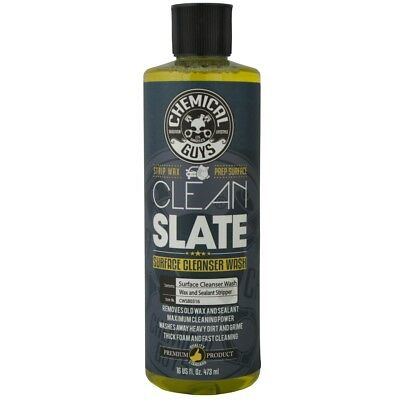 (EUR27,38/L) Chemical Guys Clean Slate Surface Cleanser Wash 473 ml