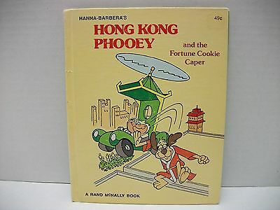 Hanna-Barbera's Hong Kong Phooey and the Fortune Cookie Caper 1975