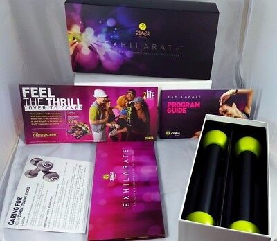 Zumba Fitness Exhilarate Collection The Ultimate Experience 14