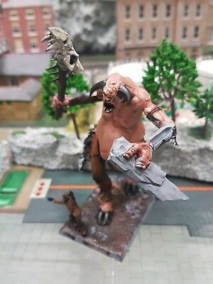 L5 Warhammer Age of Sigmar Warriors of Chaos Gargant Giant