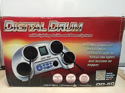 Digital Drum Set with training Modes DD-50