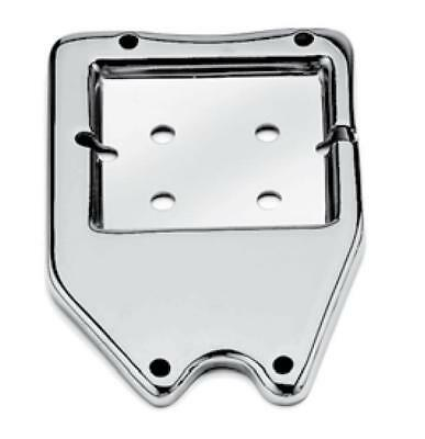 Paughco Electric Start Wraparound Oil Tank Chrome Bracket 749A 59-8112