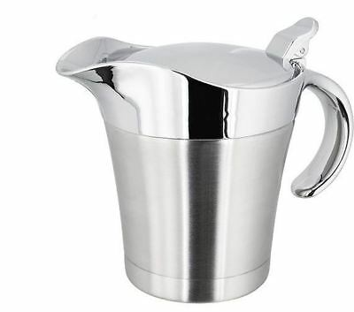 Judge 450ml Thermal Insulated Sauce Gravy Pot / Serving Jug