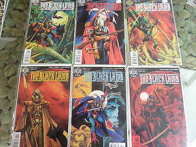 The Black Lamb #1 to 6 Complete Mini Series 1996 NM/VF DC Comics Helix Imprint