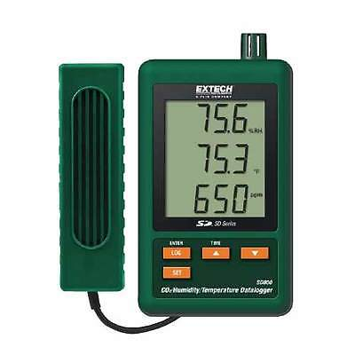 Extech SD800 CO2/Humidity/Temperature Datalogger with SD Card