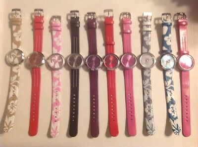 10 X Elle Girl Watches New And Working.