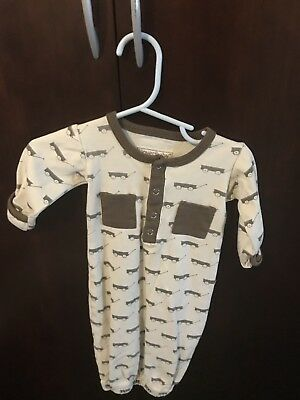 L'ovedbaby 0-3 Months Baby Sleep Gown Wagons