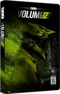 509 Volume 12 DVD - 509 Twelve Snowmobile Sled Video Movie Film New 2017