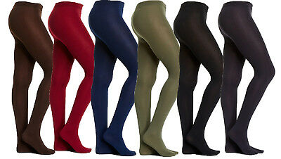 NEW S, M, L/XL, Large XL  Fleece Lined Women's Womens Footed Tights