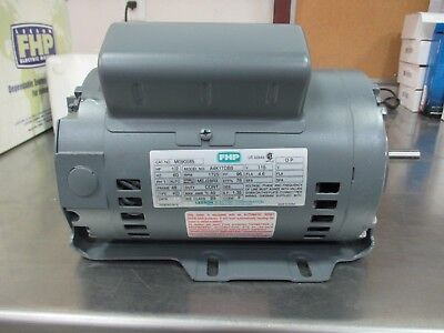 Electric Motor, 1/2 HP, Single Phase